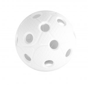 Ball UNIHOC DYNAMIC - white