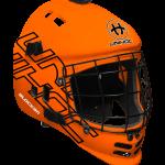 12572 Mask Unihoc Blocker neon orange-black